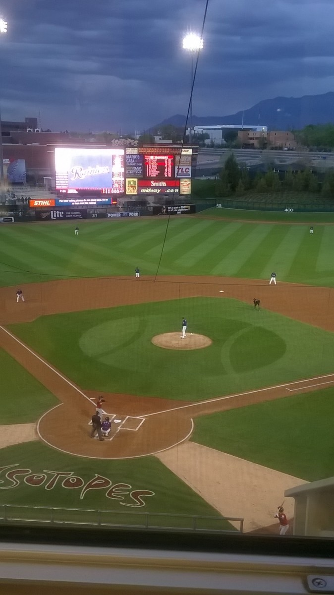 Inside Isotopes Pitching with Coach Darryl Scott