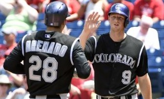 A Tale of Two BABIPs - Nolan Arenado vs DJ LeMahieu