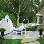Awesome Fence With Evergreen Plants Landscaping Ideas 46