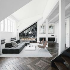 Cool Modern House Interior and Decorations Ideas 152