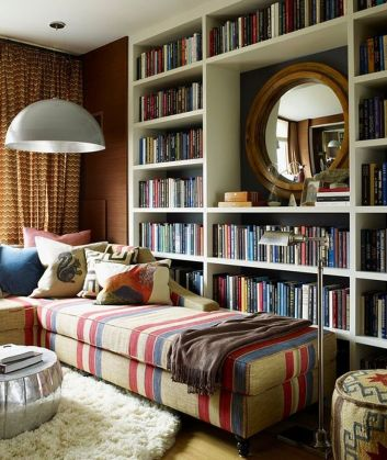 Home Library Design and Decorations Ideas 29