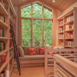 Home Library Design and Decorations Ideas 46