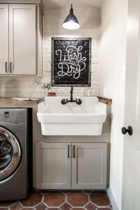 Awesome Laundry Room Design Ideas 37
