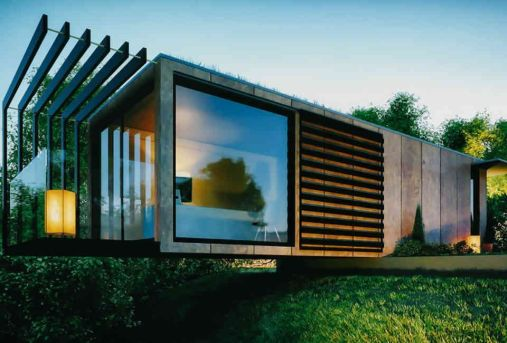 Best shipping container house design ideas 10
