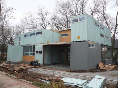 Best shipping container house design ideas 15
