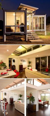 Best shipping container house design ideas 74
