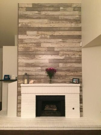 Artistic Pallet, Peel and Stick Wood Wall Design and Decorations 10