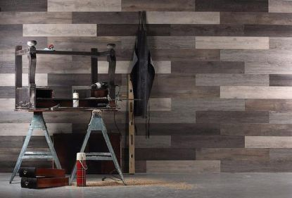 Artistic Pallet, Peel and Stick Wood Wall Design and Decorations 23