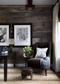 Artistic Pallet, Peel and Stick Wood Wall Design and Decorations 47