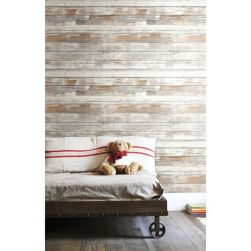 Artistic Pallet, Peel and Stick Wood Wall Design and Decorations 71