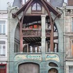 Beautiful art nouveau building architecture design 11