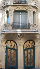 Beautiful art nouveau building architecture design 8