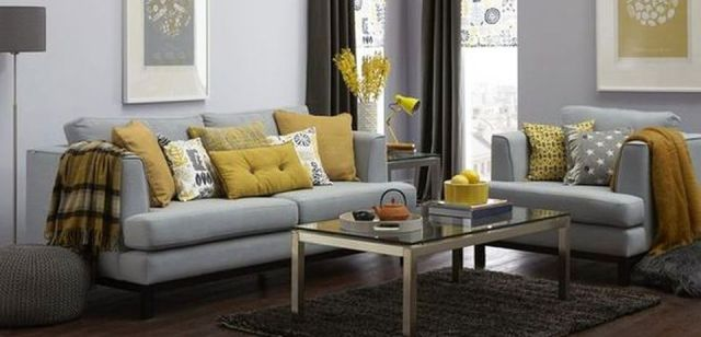 Cozy Harmony Interior Color Combinations Design