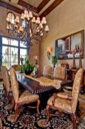 Glorious and Luxury Western Dining Room Design 31