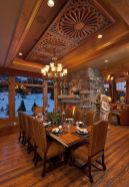 Glorious and Luxury Western Dining Room Design 32