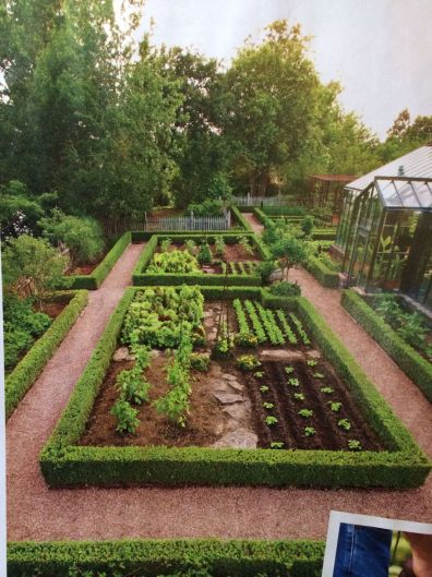Homestead farm garden layout and design for your home 12
