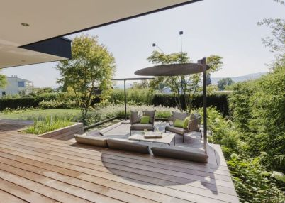 Amazing Rooftop Porch and Balcony Inspirations 10