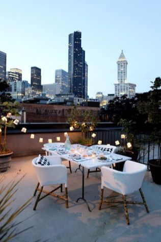 Amazing Rooftop Porch and Balcony Inspirations 4