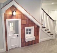 Awesome Cool Ideas To Make Room Under Stairs 16