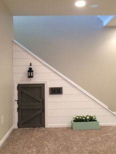 Awesome Cool Ideas To Make Room Under Stairs 34
