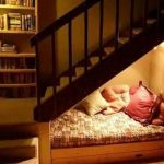 Awesome Cool Ideas To Make Room Under Stairs 8