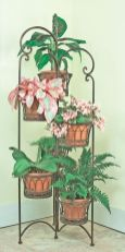 Cool Plant Stand Design Ideas for Indoor Houseplant 68
