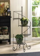 Cool Plant Stand Design Ideas for Indoor Houseplant 92