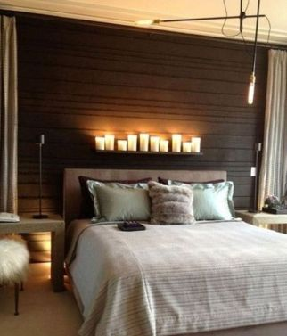 Lovely Romantic Bedroom Decorations for Couples 36