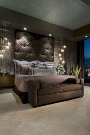 Lovely Romantic Bedroom Decorations for Couples 75
