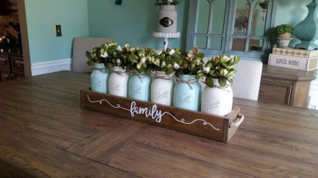 Spring Home Table Decorations Center Pieces 11