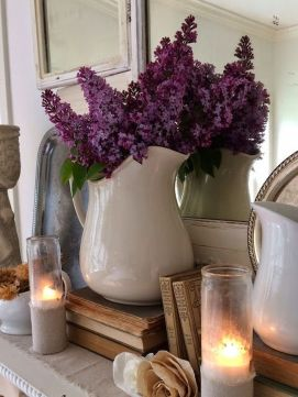 Spring Home Table Decorations Center Pieces 20
