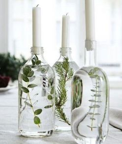 Spring Home Table Decorations Center Pieces 79