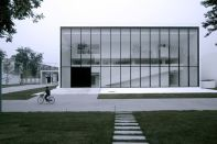 Stunning Glass Facade Building and Architecture Concept 14