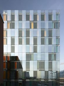 Stunning Glass Facade Building and Architecture Concept 5