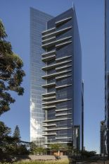 Stunning Glass Facade Building and Architecture Concept 52