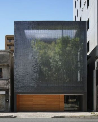 Stunning Glass Facade Building and Architecture Concept 53