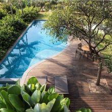 Stunning Outdoor Pool Landscaping Designs 20