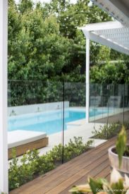 Stunning Outdoor Pool Landscaping Designs 72