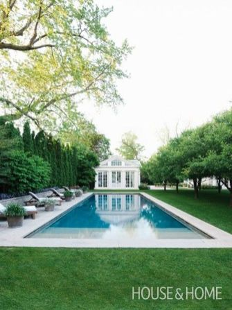 Stunning Outdoor Pool Landscaping Designs 93