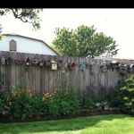 Stunning Privacy Fence Line Landscaping Ideas 29