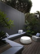Stunning Privacy Fence Line Landscaping Ideas 89