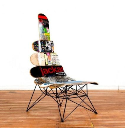 Amazing Chair Design from Recycled Ideas 33