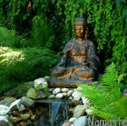 Awesome Buddha Statue for Garden Decorations 16