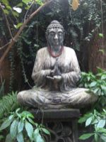 Awesome Buddha Statue for Garden Decorations 33