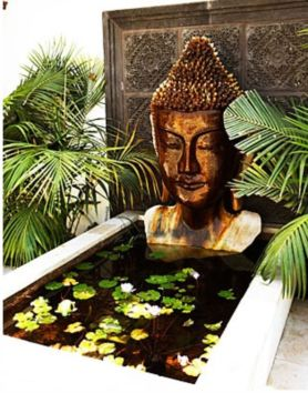 Awesome Buddha Statue for Garden Decorations 4
