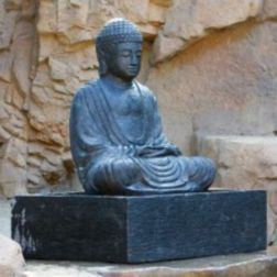 Awesome Buddha Statue for Garden Decorations 48