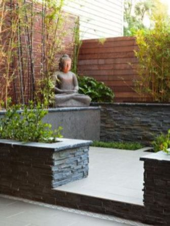 Awesome Buddha Statue for Garden Decorations 51