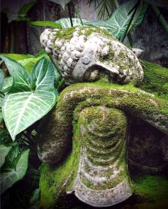 Awesome Buddha Statue for Garden Decorations 54