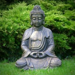 Awesome Buddha Statue for Garden Decorations 68