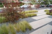 Modern and Contemporary Front Yard Landscaping Ideas 26